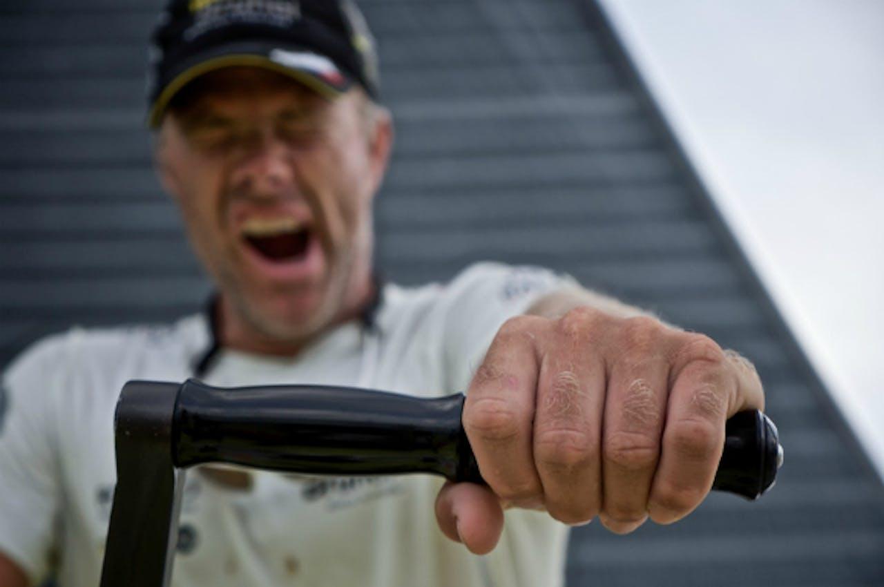 Credit: Stefan Coppers/Team Brunel/Volvo Ocean Race - Schipper Bouwe Bekking