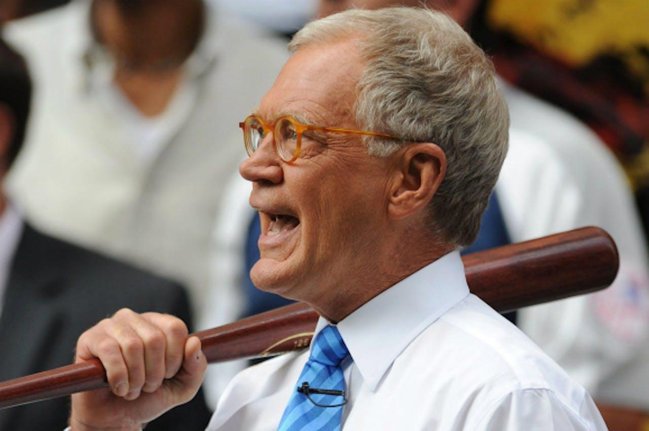 Foto: EPA - David Letterman