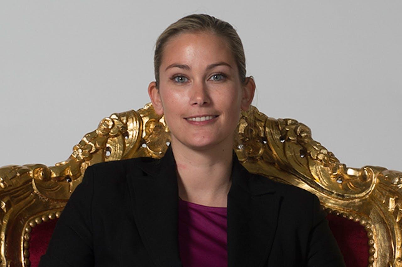 Monique Prins, directielid van Koninklijke Prins & Dingemanse.