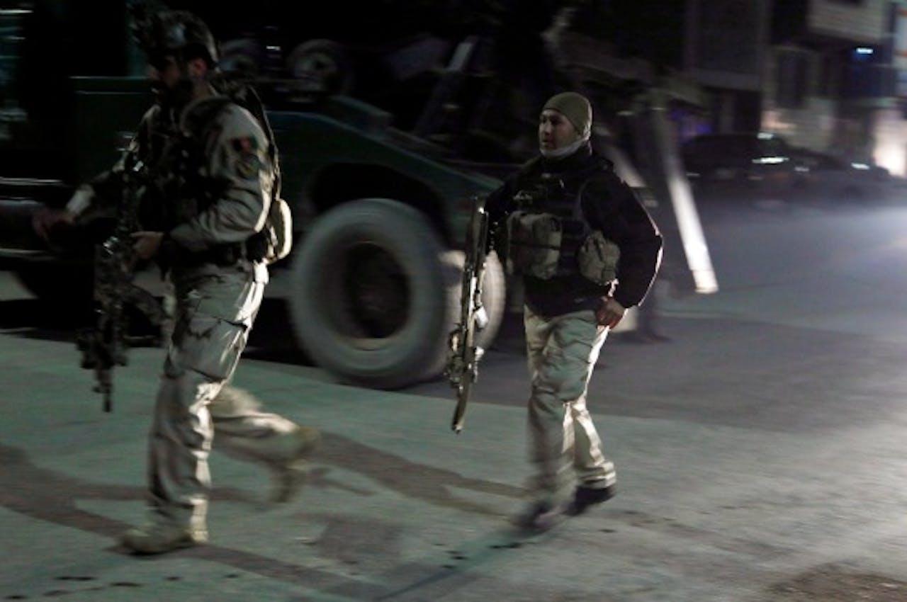 Kabul - Foto: ANP