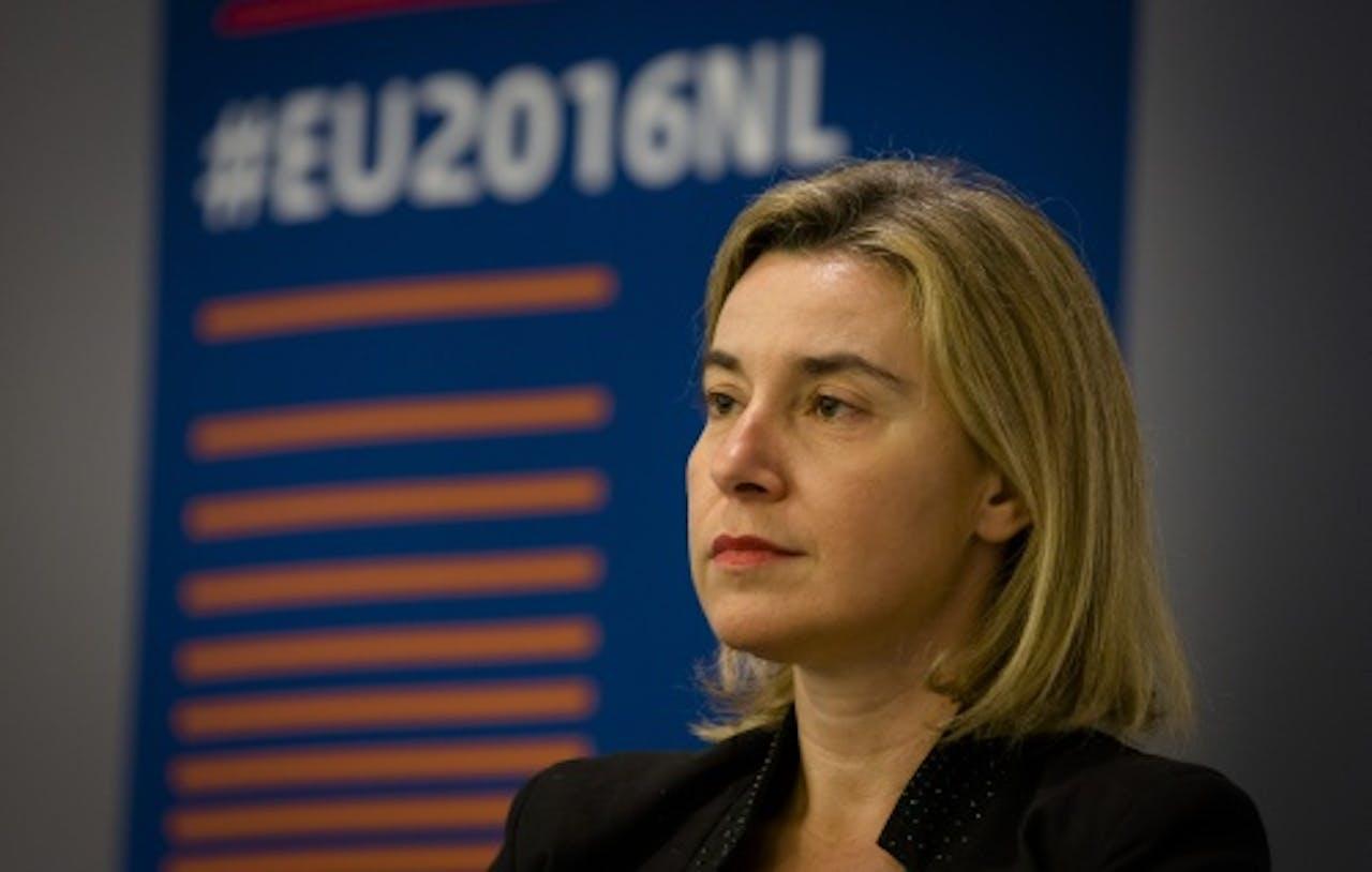 Federica Mogherini. ANP