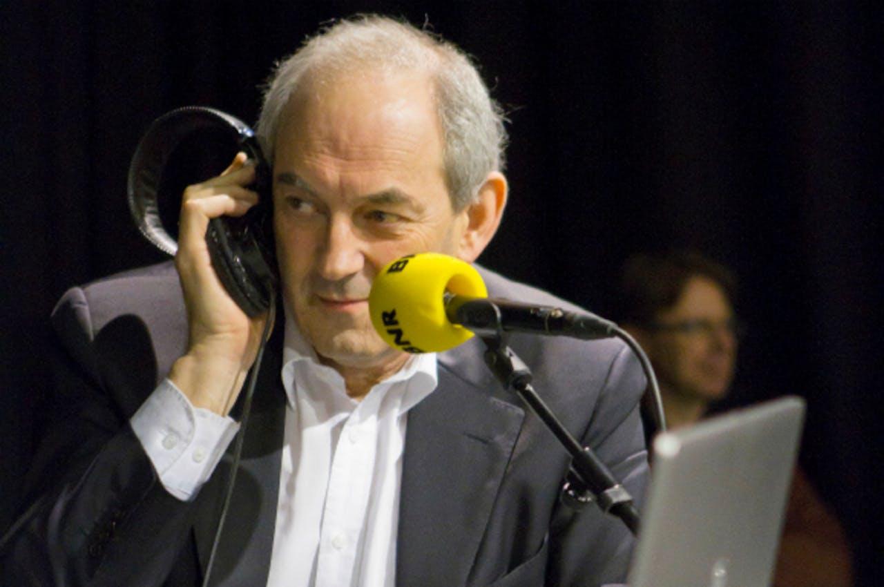 PvdA-fractieleider Job Cohen Foto: Mees Zijlker, Fragma Fotografie