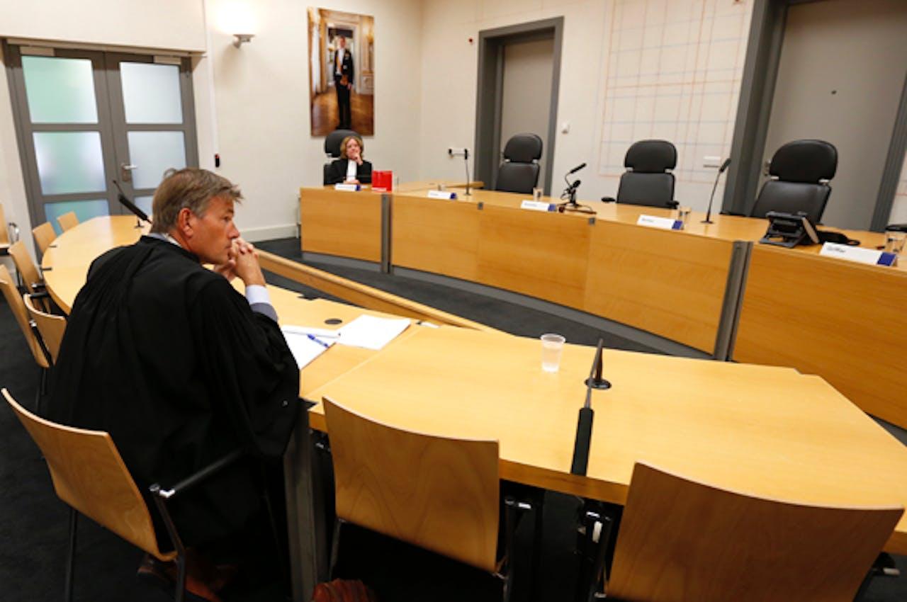 De rechtbank in Assen. Foto ANP