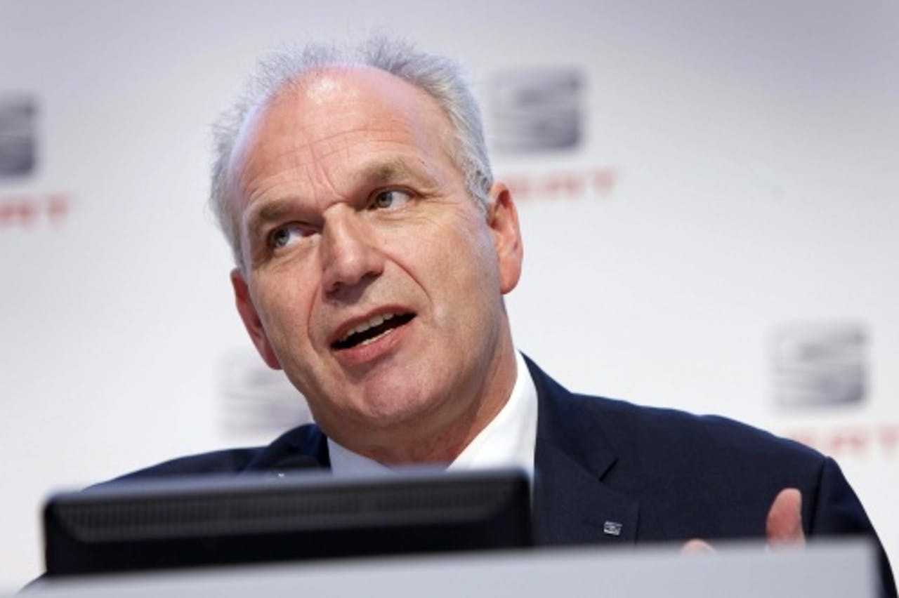 Jürgen Stackmann. EPA