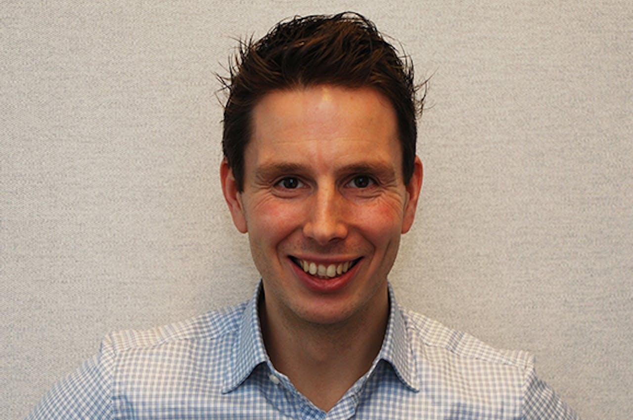 Jeroen Rook, toekomstig directeur van Bergschenhoek.