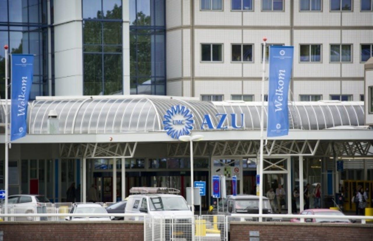 Het UMC Utrecht. ANP