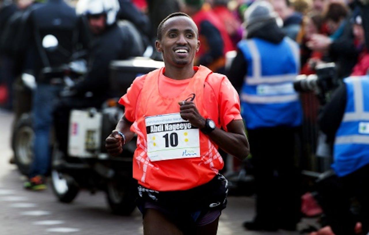ANP atleet Abdi Nageeye