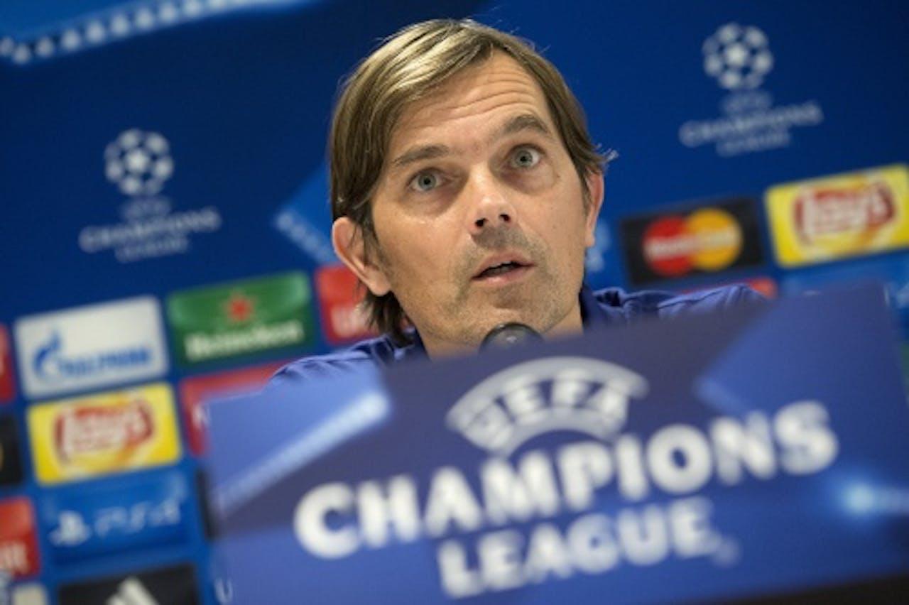 PSV-coach Phillip Cocu (ANP)