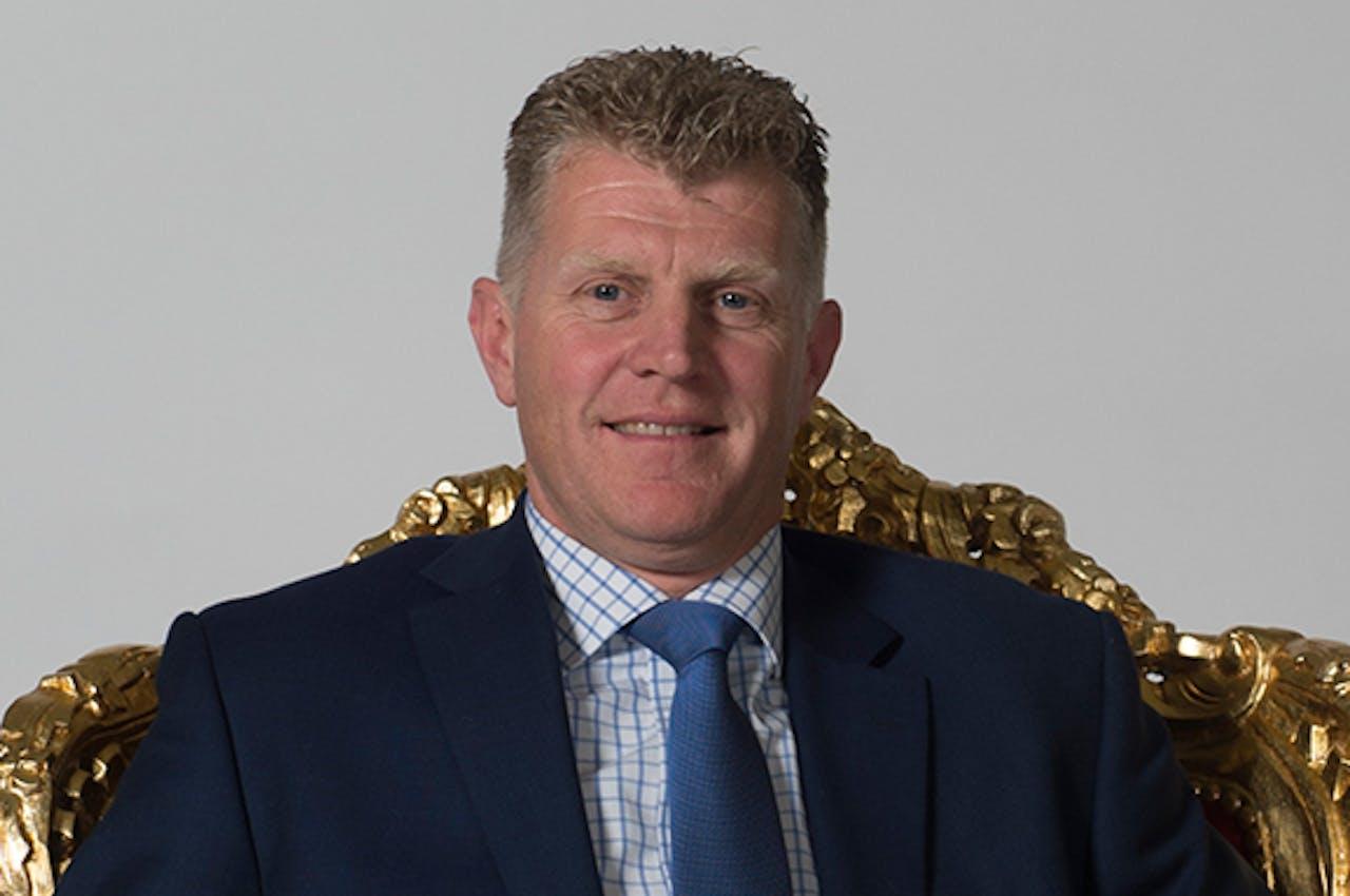 Marc Houweling, directeur van de Houweling Groep.