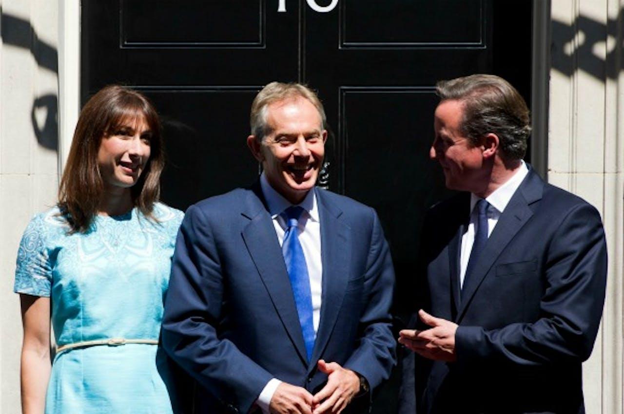 'Cameron gaat een Blair-achtige rol spelen'