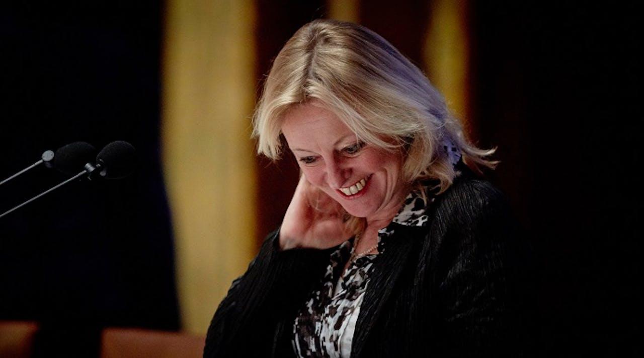 Minister Bussemaker. Foto: ANP