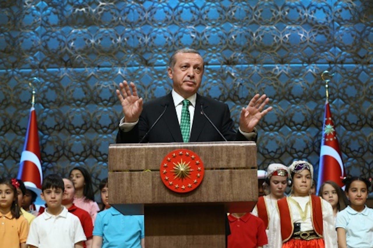 Erdogan. Archieffoto EPA