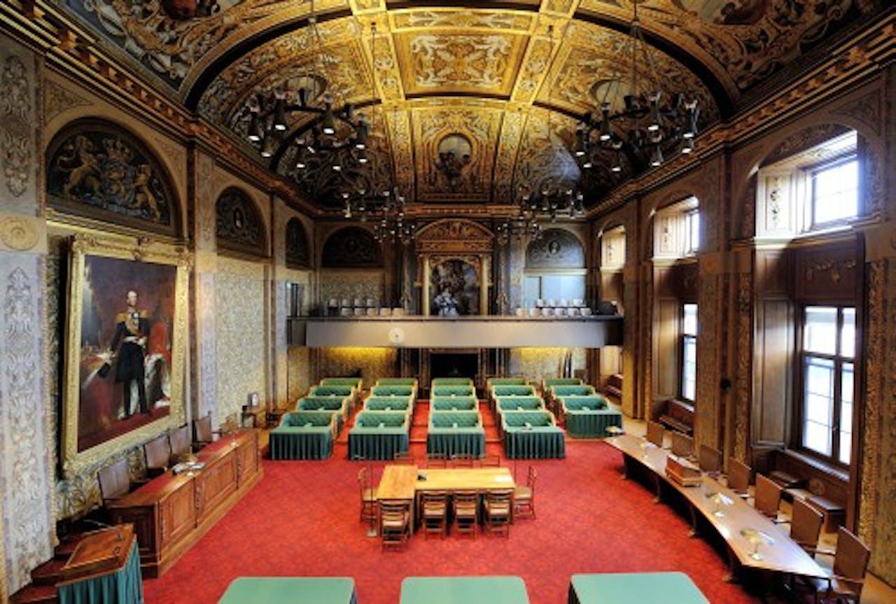 De Eerste Kamer. ANP