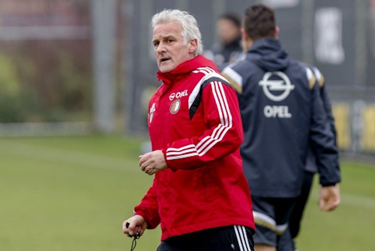 Fred Rutten. ANP