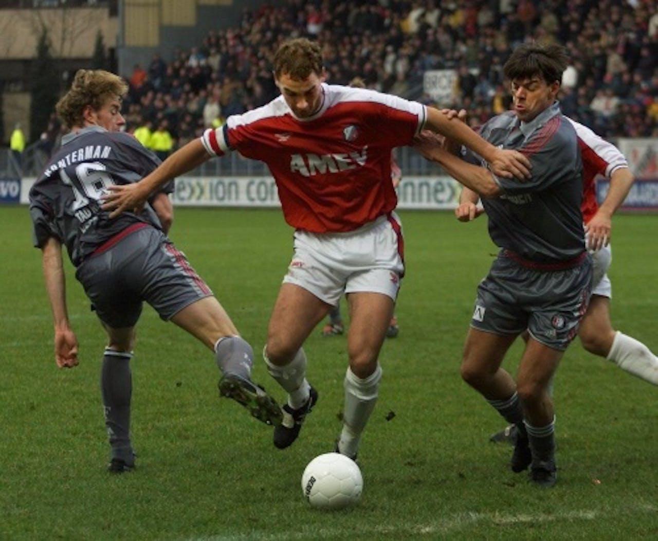 Mitchell van der Gaag (M). ANP