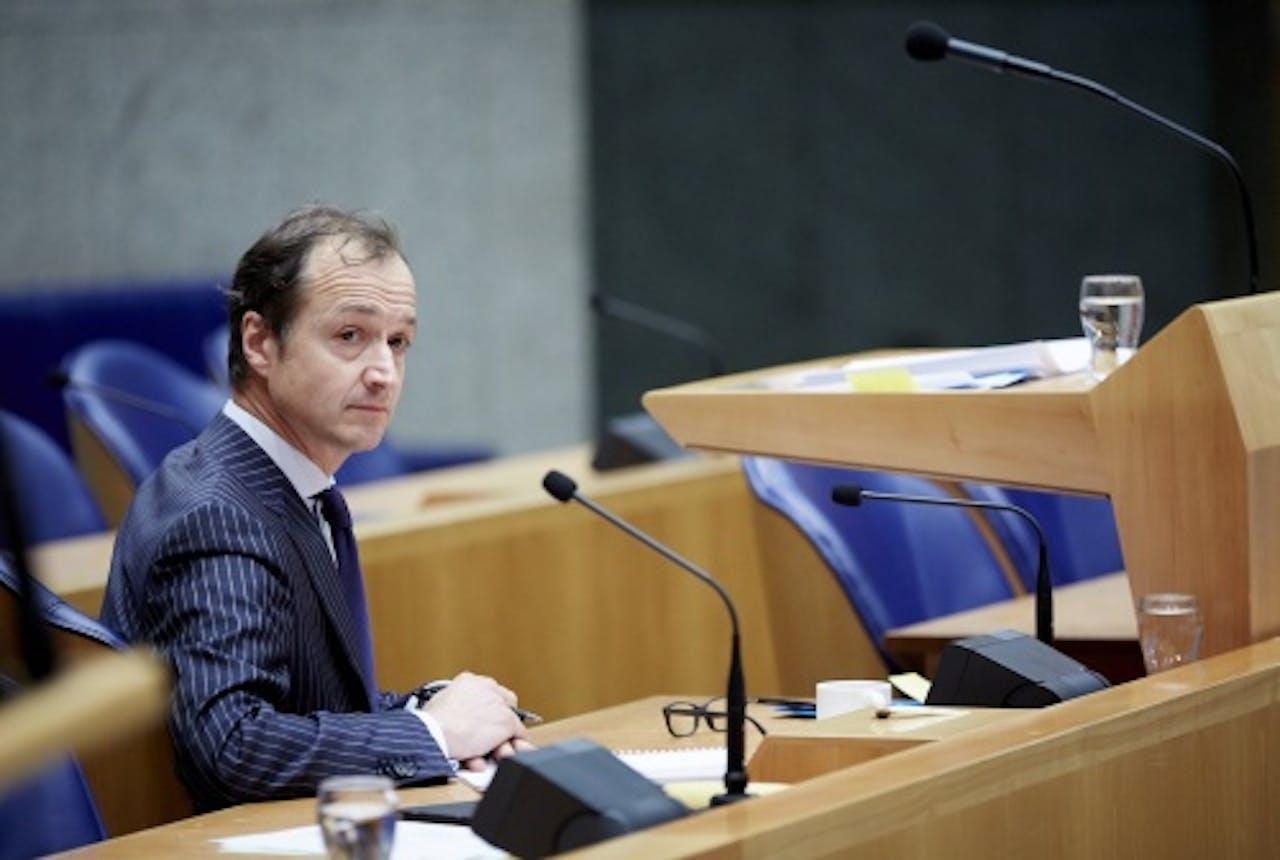 Staatssecretaris Eric Wiebes. ANP