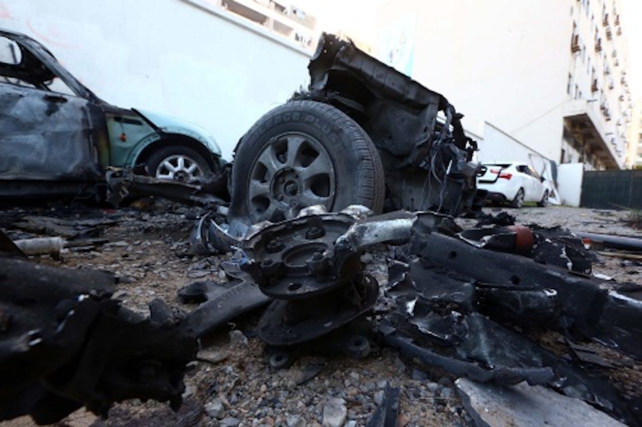 Archiefbeeld van autobom. EPA