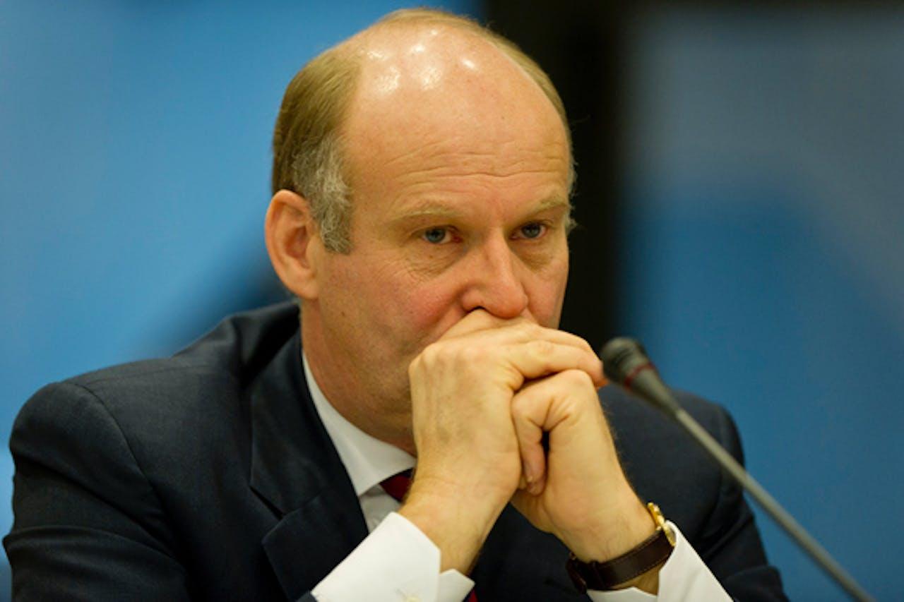 Topman Jan de Ruiter. Foto: ANP