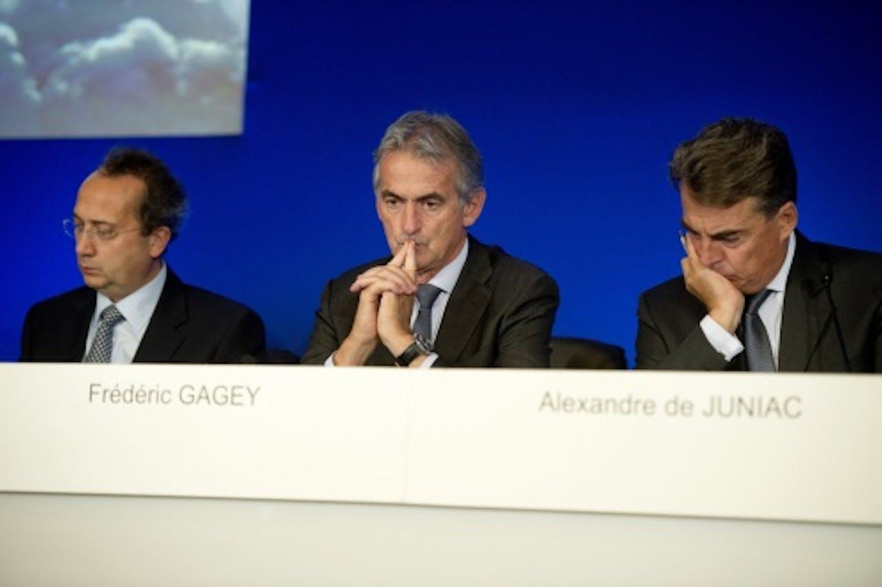 Frédéric Gagey (M). ANP