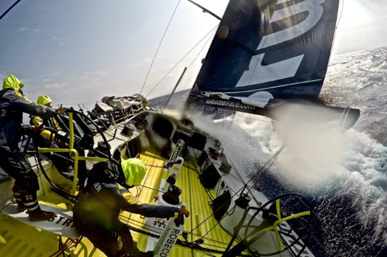 Credit: Stefan Copper / Team Brunel / Volvo Ocean Race