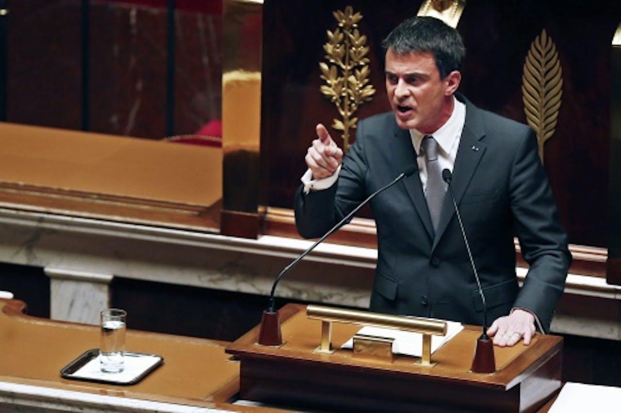 EPA Manuel Valls
