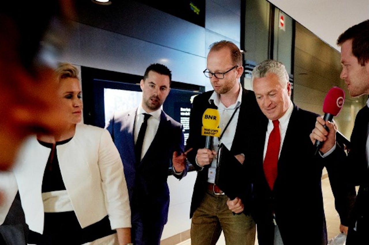 Circus Moszkowicz jaagt Geert niet in de gordijnen