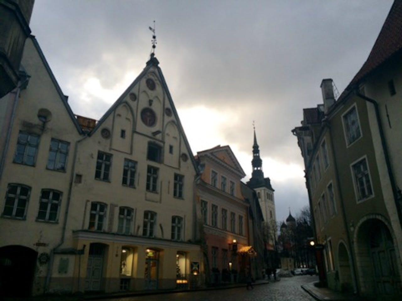 Centrum Tallinn, Estland