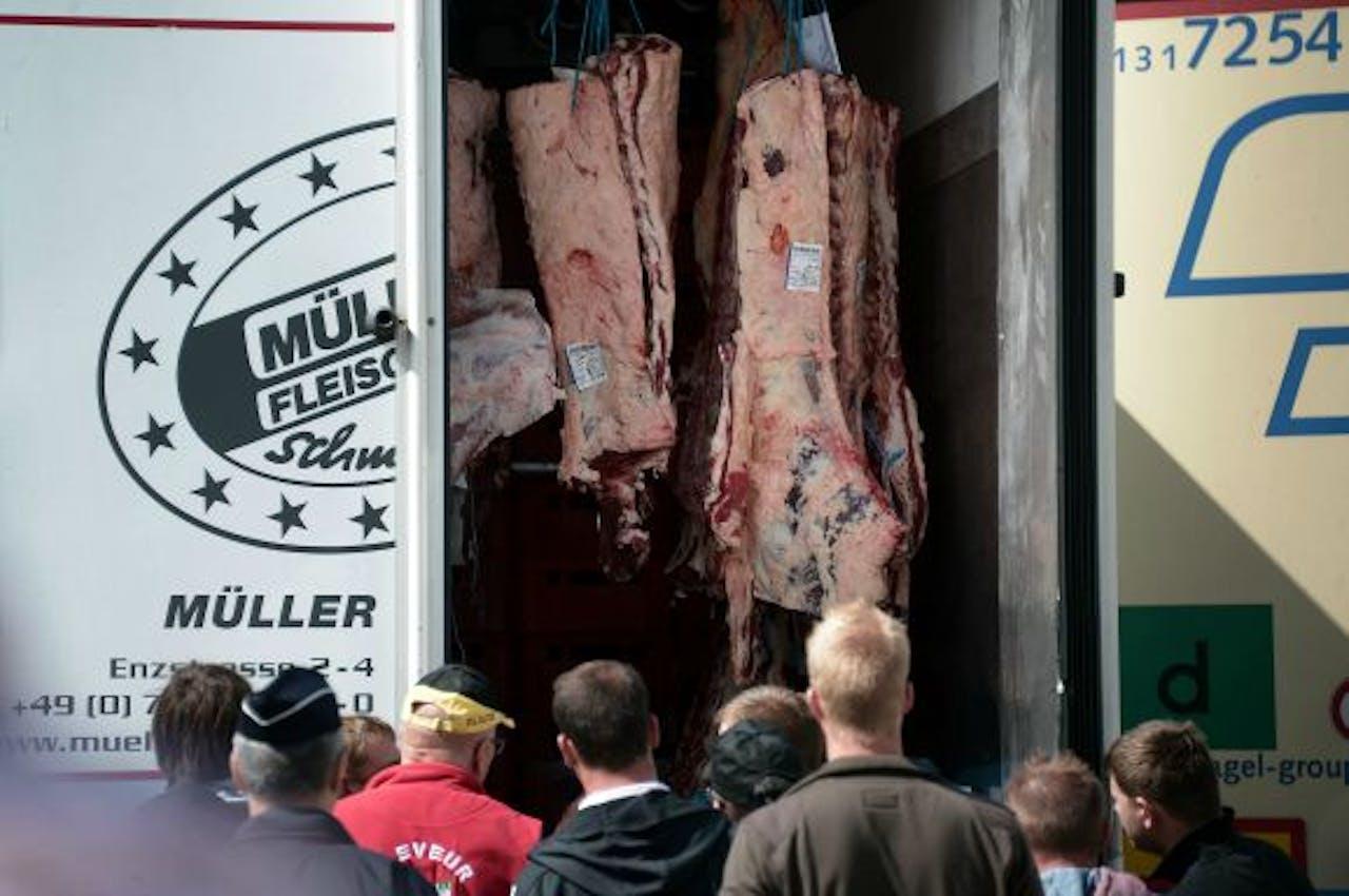 'Franse boerenacties frustreren vrij verkeer van goederen'