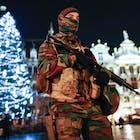 Anti-terreurmaatregelen Brussel