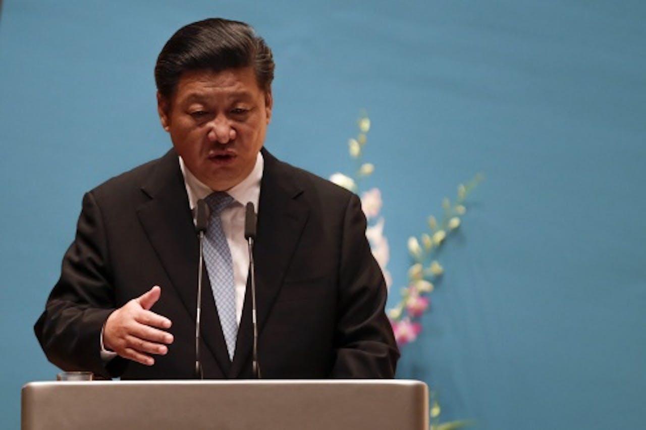 President Xi Jinping. EPA
