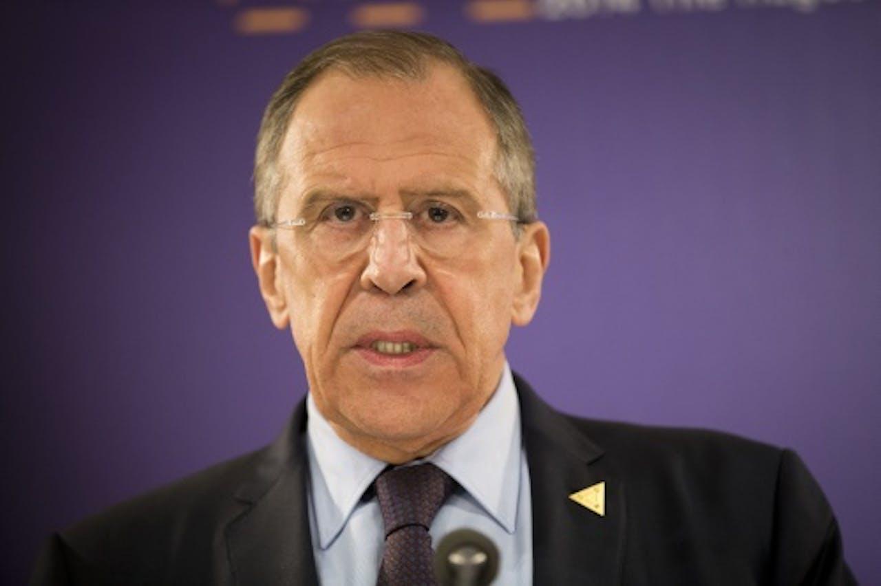 Sergej Lavrov ANP