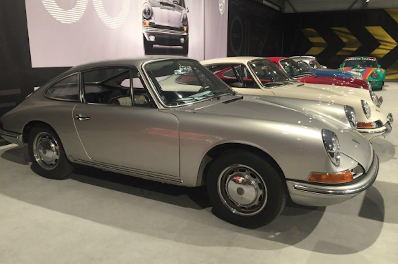 Porsche 901 met chassisnummer 013