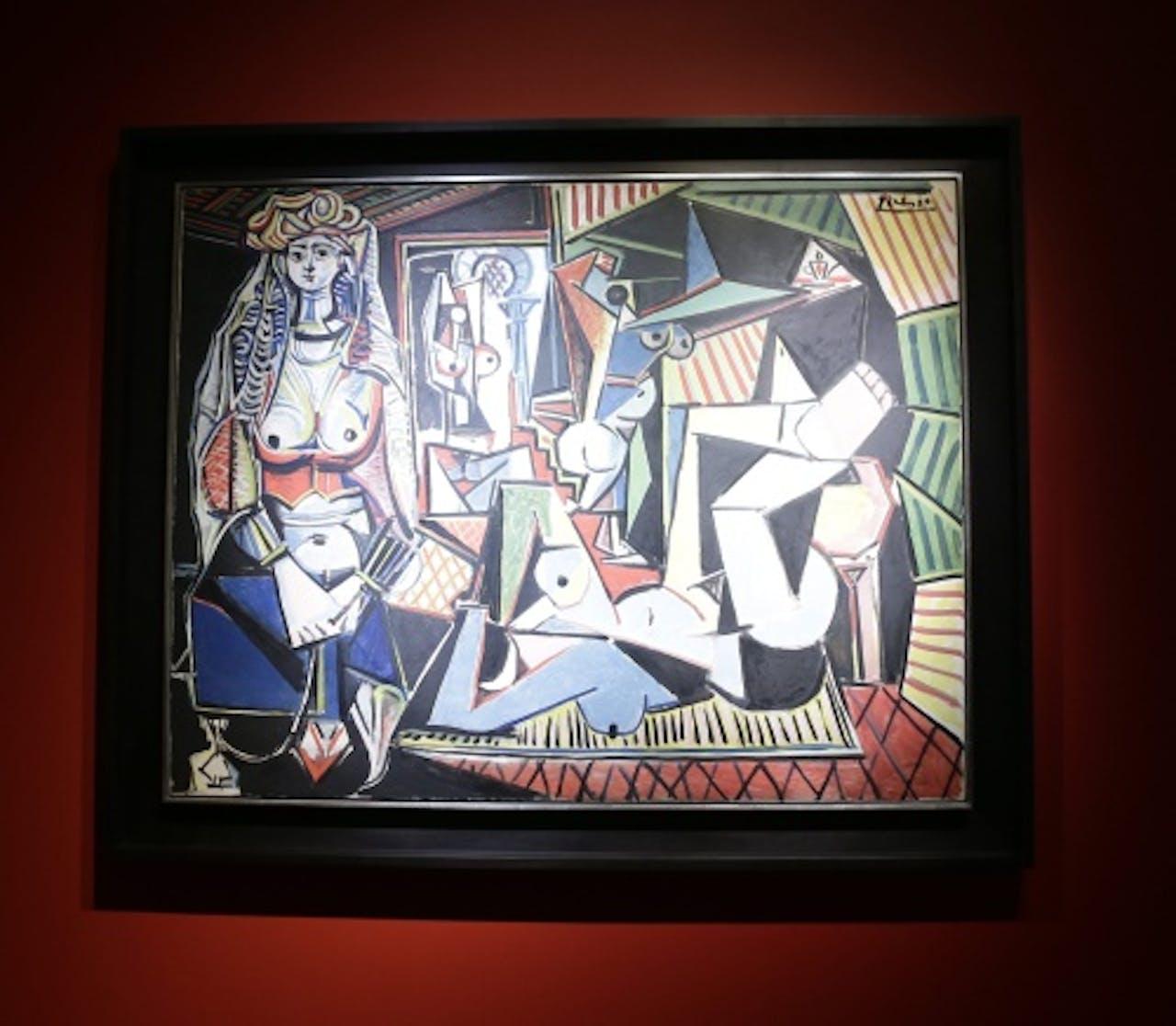 Een werk van Picasso. EPA Archiefbeeld
