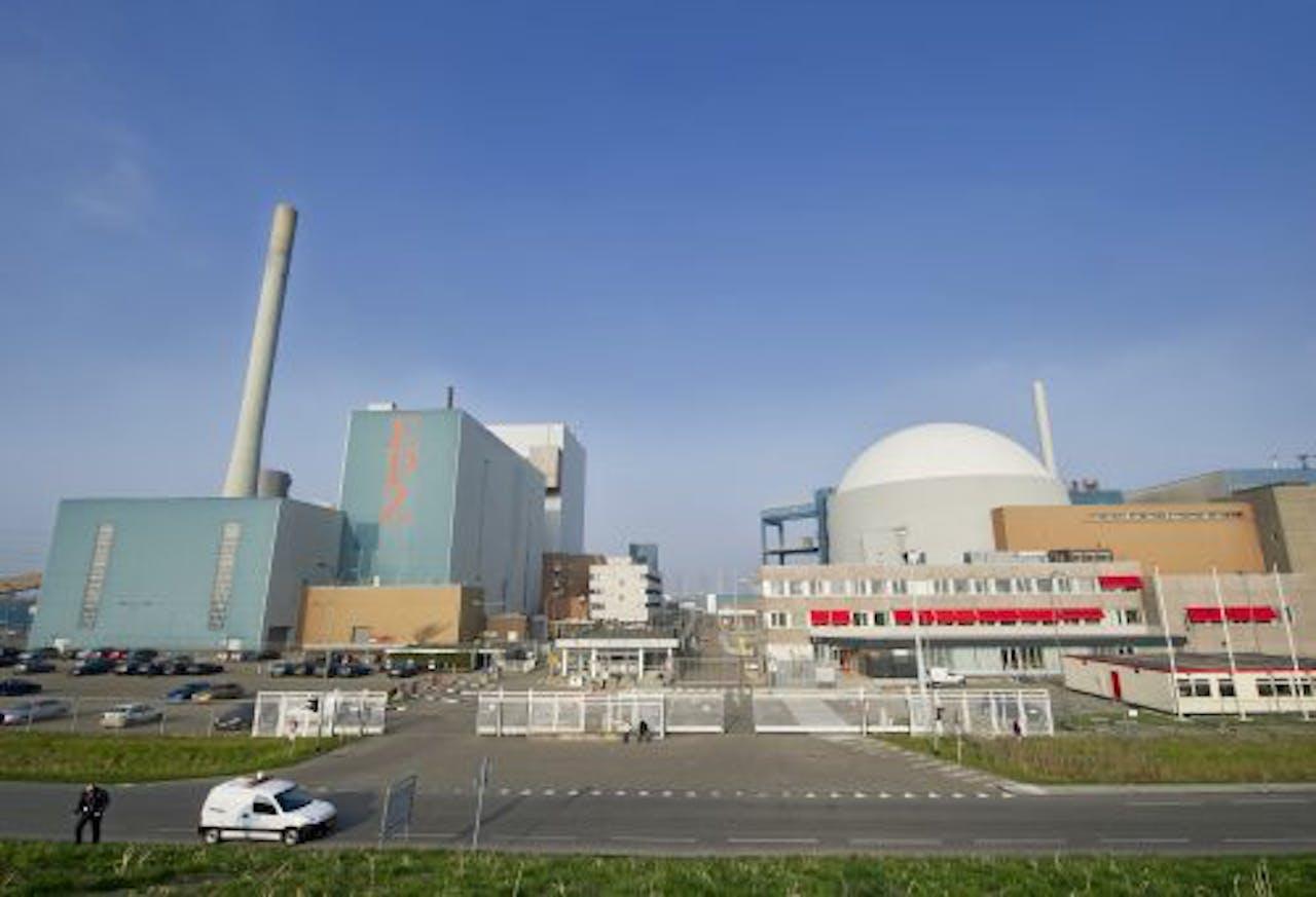 De kerncentrale van Borssele. ANP