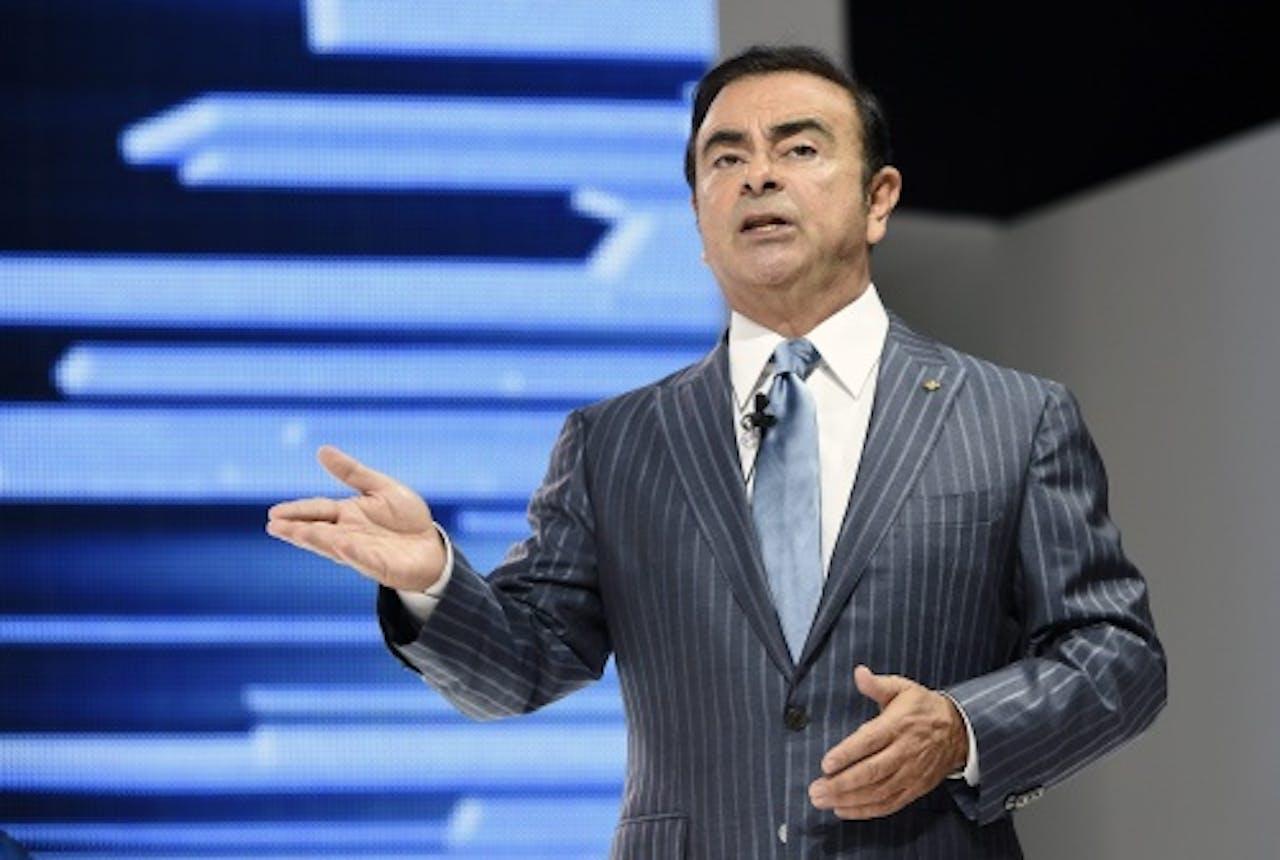 Carlos Ghosn. EPA