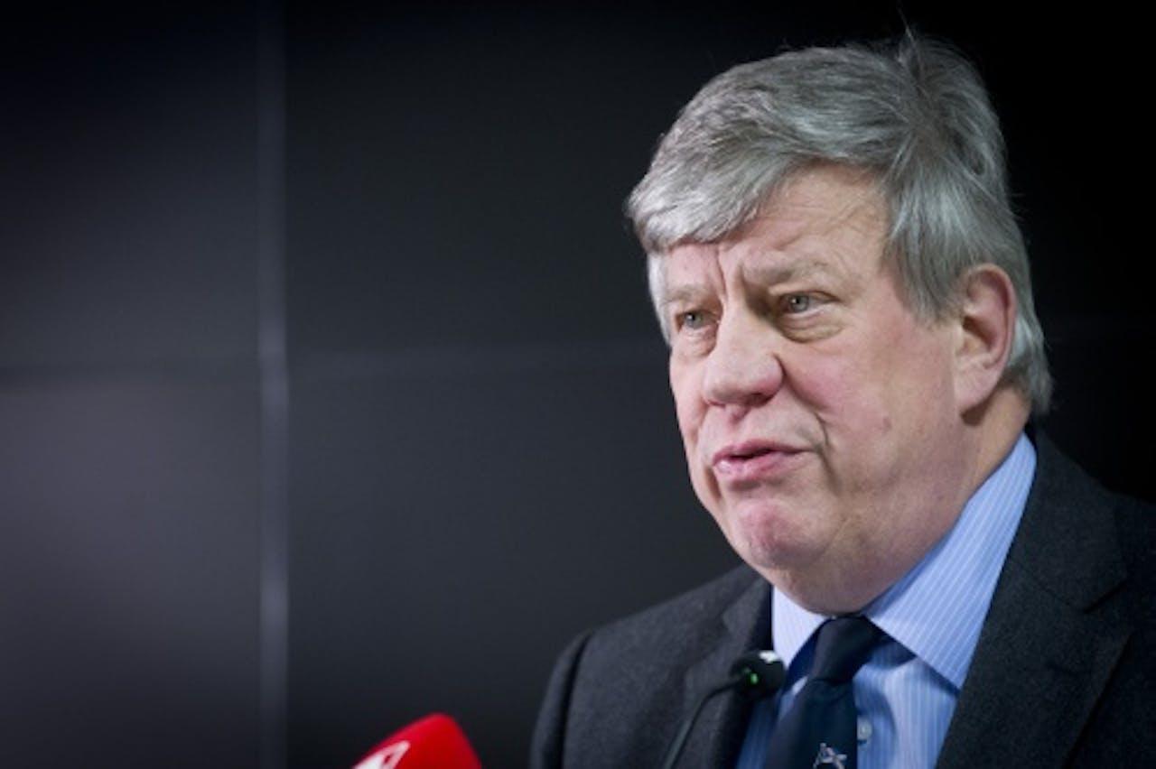 Archiefbeeld van Ivo Opstelten. EPA
