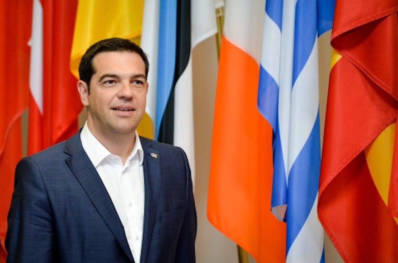 Alexis Tsipras. EPA