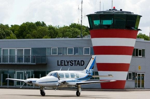 lelystad airport 40 jaar Lelystad Airport naar 45.000 vluchten per jaar   BNR Nieuwsradio lelystad airport 40 jaar