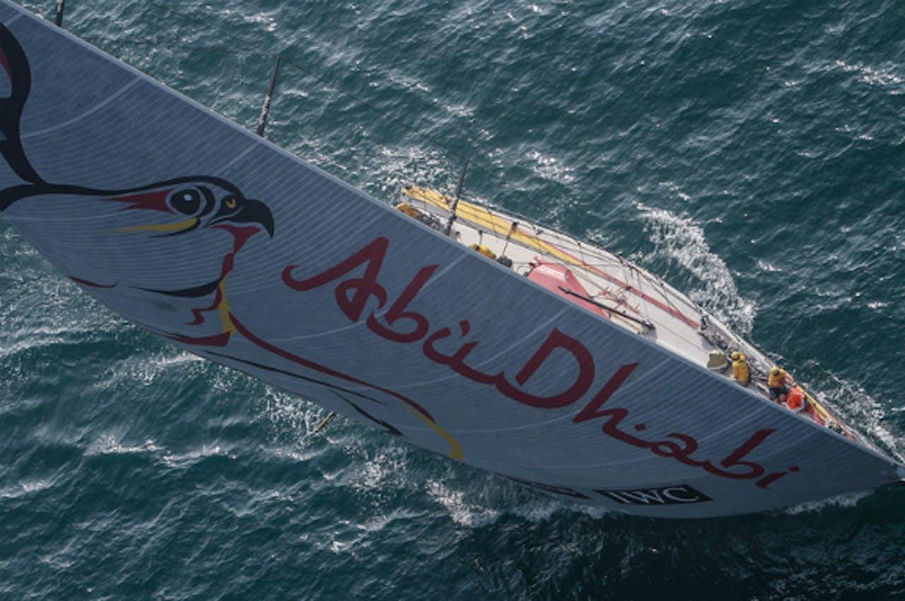 Credit: Ainhoa Sanchez/Volvo Ocean Race