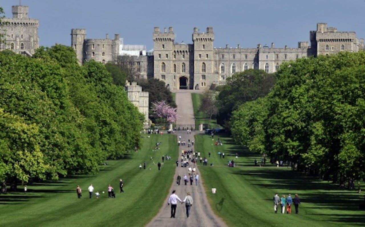 Windsor Castle. EPA