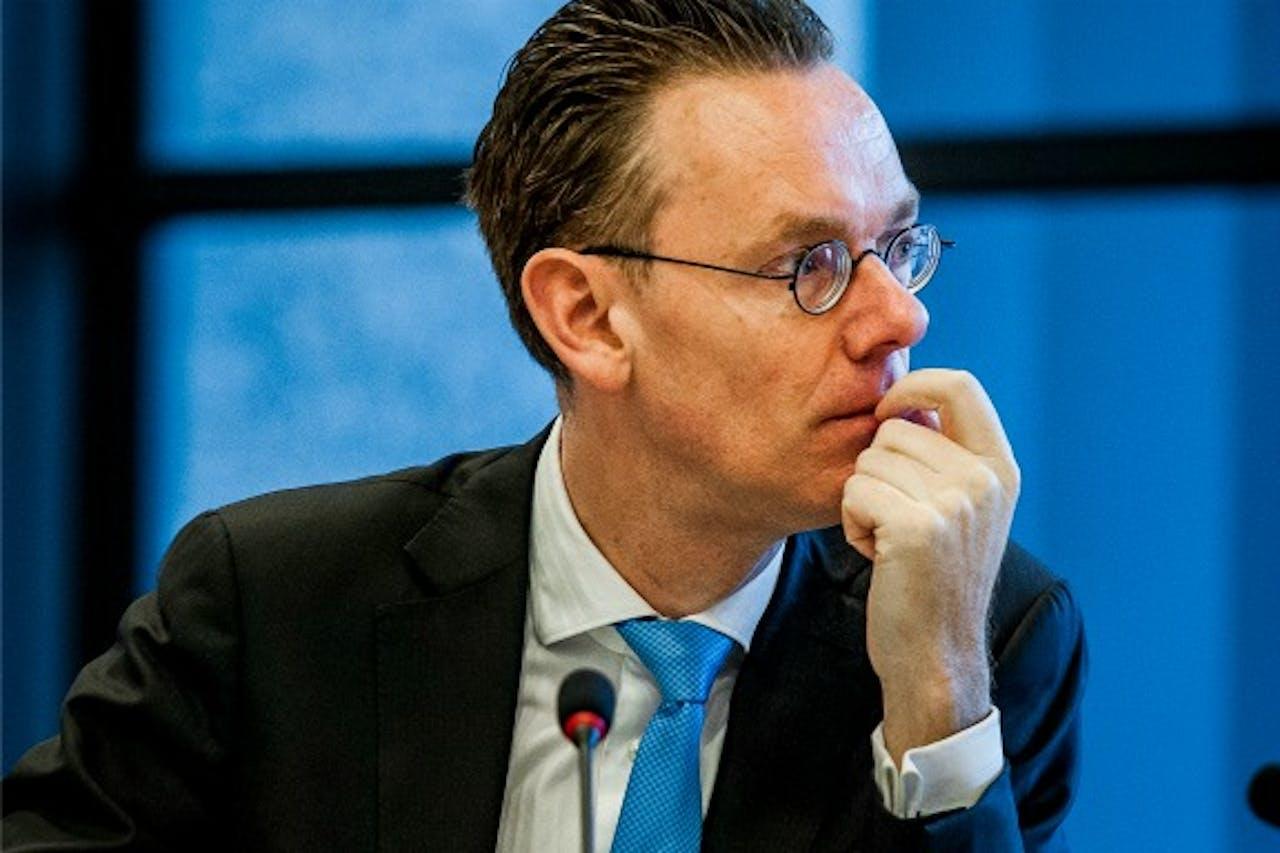 Harald Benink. Foto: ANP