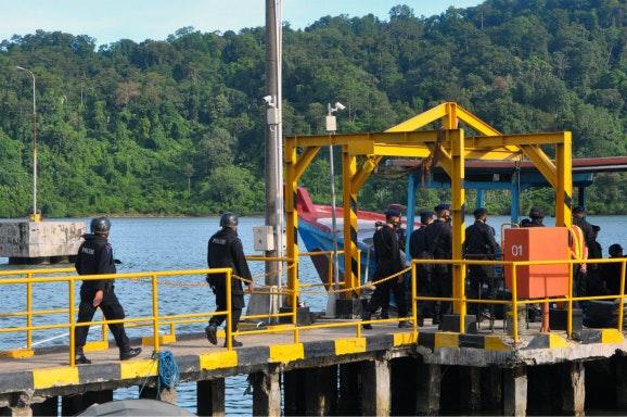 Indonesië executeert 8 terdoodveroordeelden
