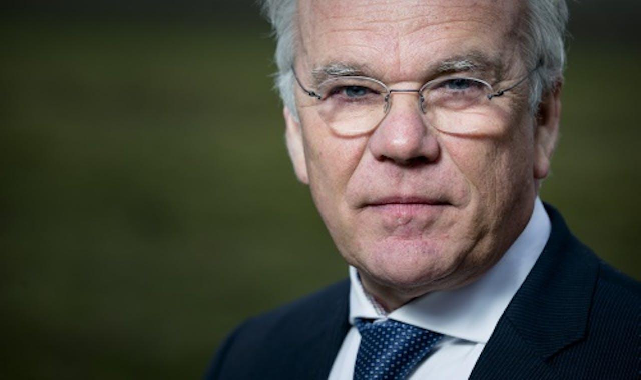 Norbert Klein. ANP