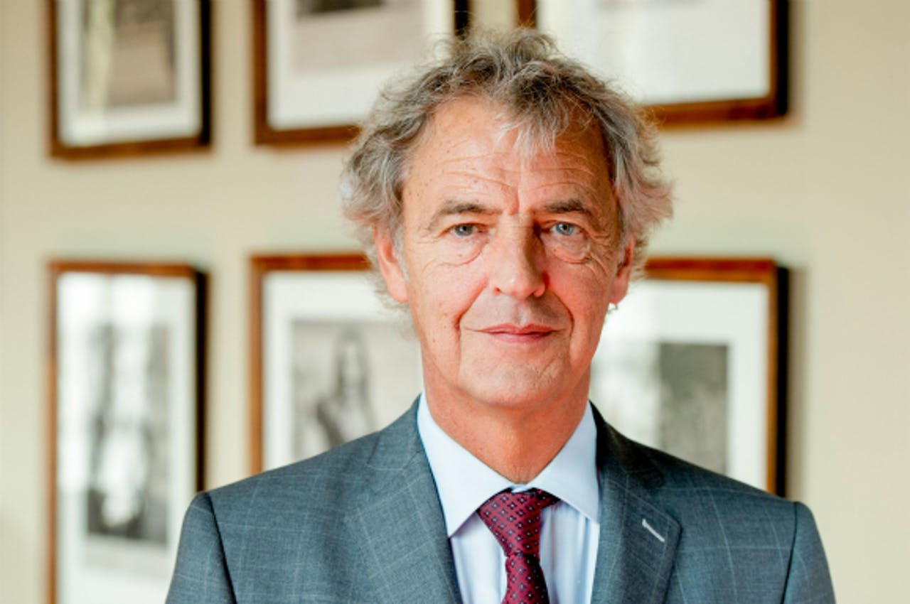 Roger van Boxtel, de nieuwe president-directeur van NS. Foto: ANP
