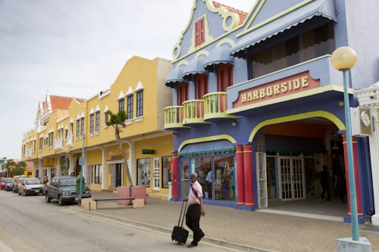 Bonaire. Archieffoto ANP
