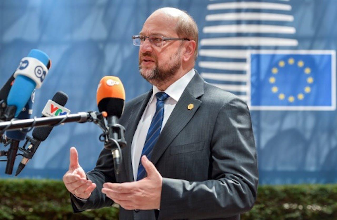 Martin Schulz. Archieffoto EPA