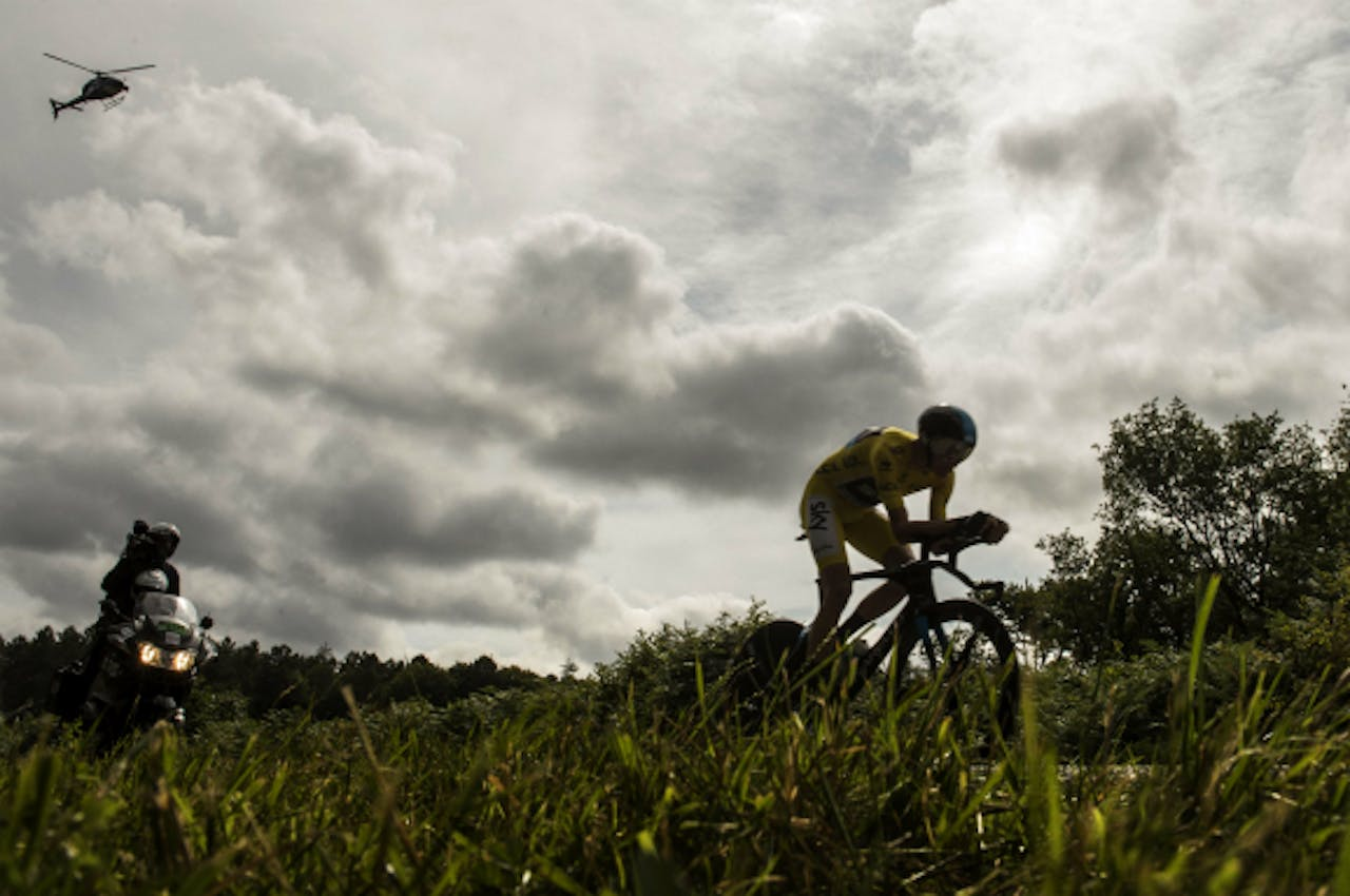 Foto: ANP/AFP - Christopher Froome