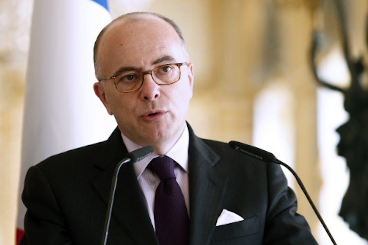 Bernard Cazeneuve EPA