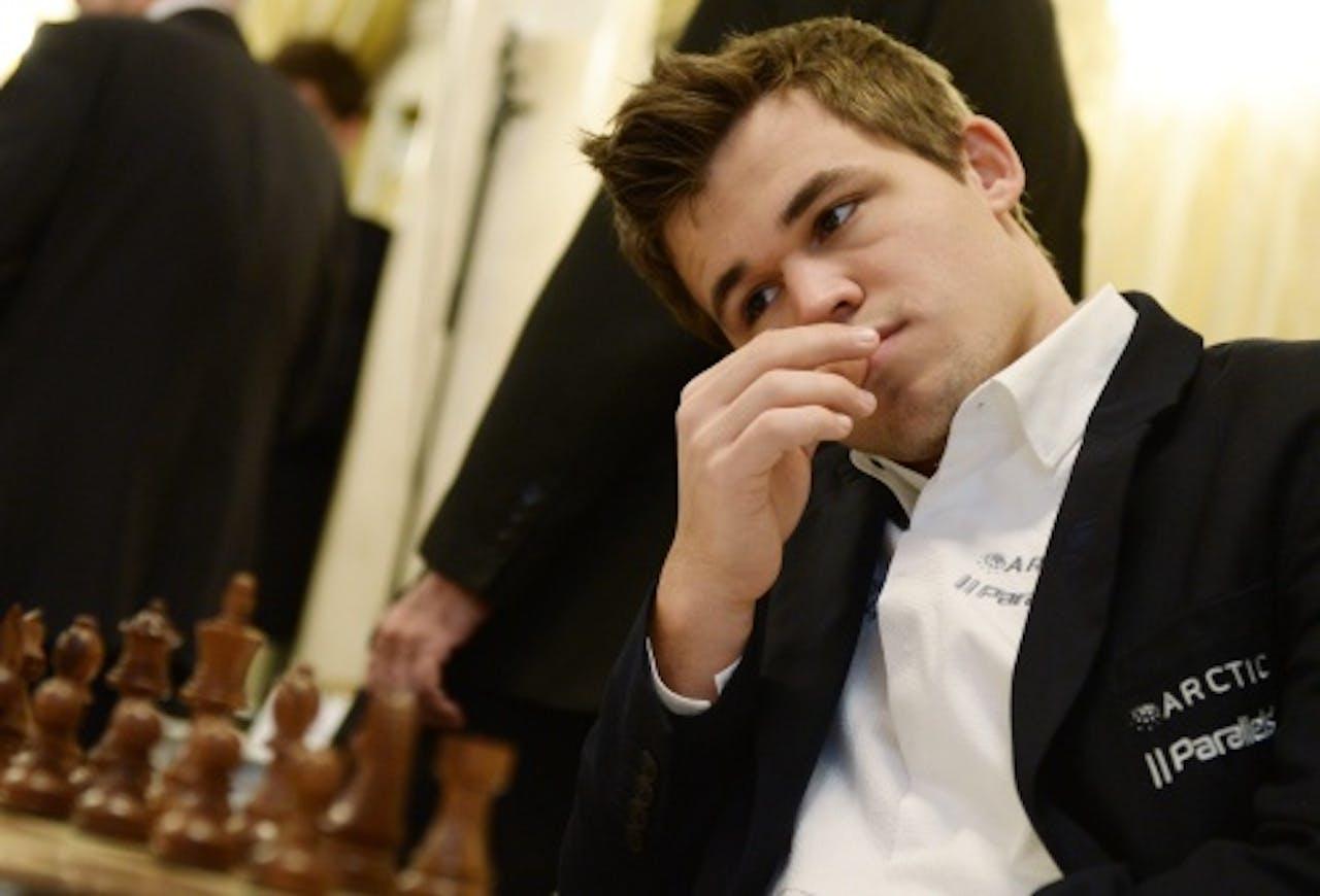 Magnus Carlsen. EPA