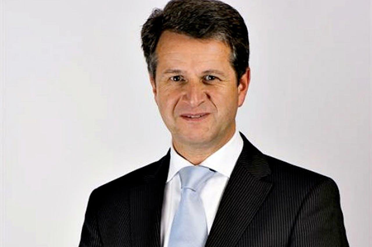 Olaf de Bruijn, algemeen directeur van de RAI Vereniging